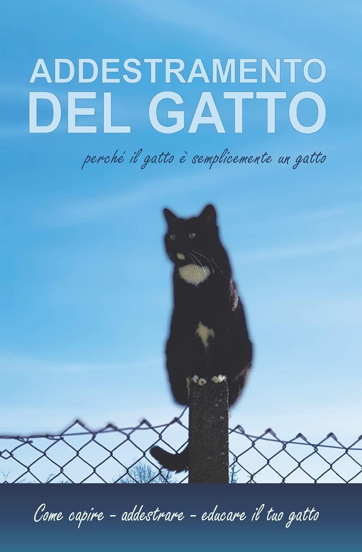 Libro Addestramento del Gatto